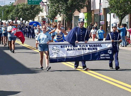 Congrats to Our Marching Band