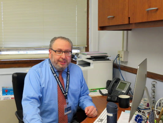 Recognizing Brian Fox During National Principals Month