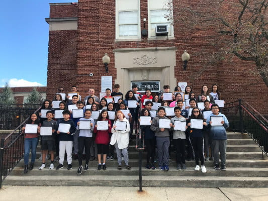 RCC Hispanic Heritage Awards for SHS and SMS Students