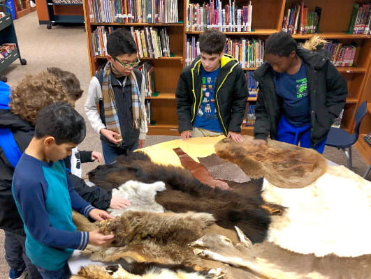 MES Learns about Native American Culture