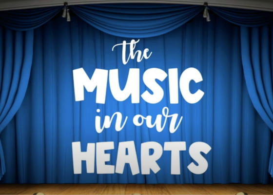 Music in Our Hearts: Writing Poetry and Songs