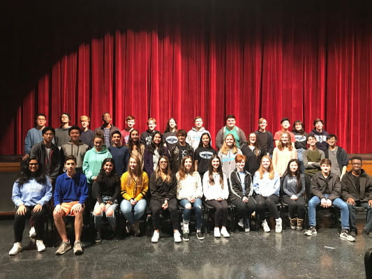 SHS Musicians Selected by NYSMA
