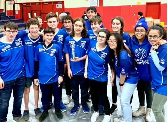 Robotics Team Advances to Regional Championship