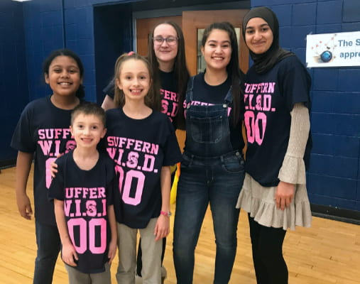 SCSD Celebrates National Women in Sports Day