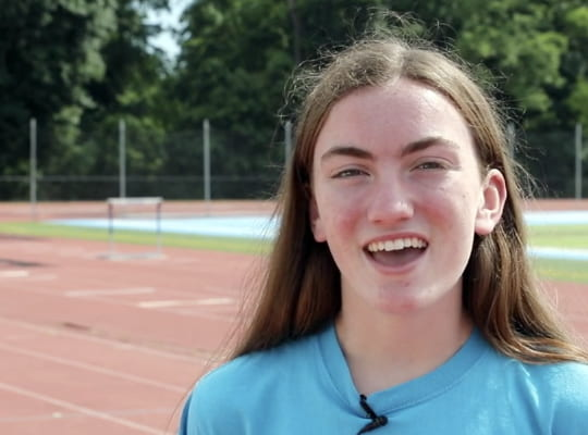 Scholar Athlete: Mary Hennelly