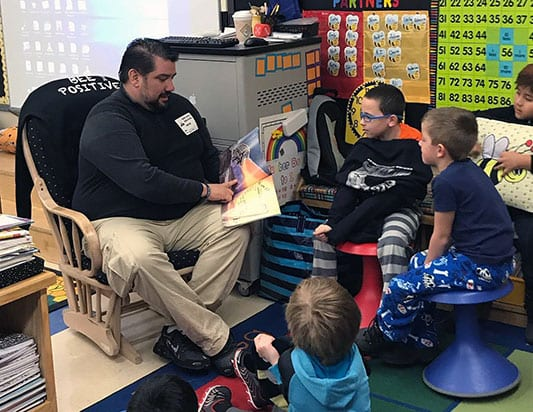 Rockland Read-In Success