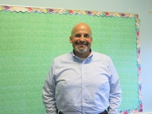 Travis Jackson, K-5 School Counselor