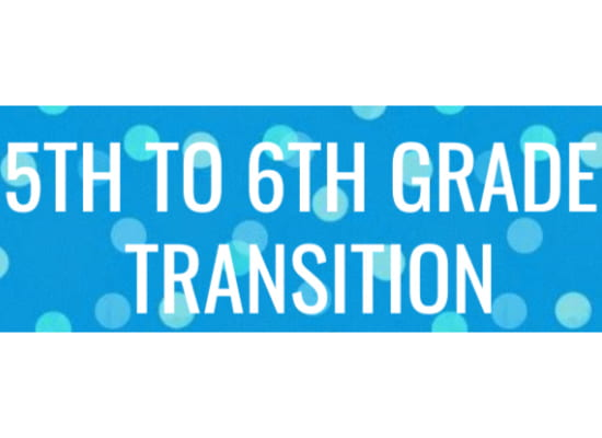Transition to Middle School