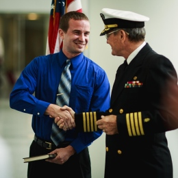 US Navy to commission Ohio State alumnus as lieutenant ...