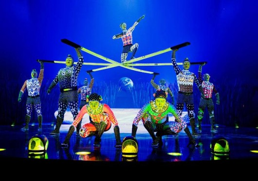 """Cirque du Soleil's """"Totem"""" is slated to open Aug. 22 at the Ohio Expo Center and run through Sept. 15."""