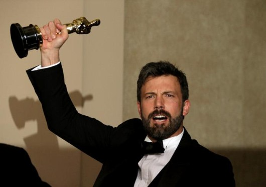Actor and director Ben Affleck, who directed and starred in 2013 Academy Award Best Picture winner 'Argo,' will star as Batman in Warner Bros. 'Man of Steel' sequel. Credit: Courtesy of MCT
