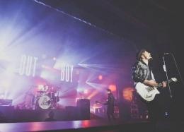 Courtesy of Fall Out Boy / photo by Ashley Osborn