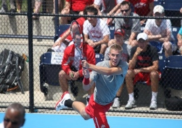 Ohio State men's tennis loses heartbreaker to UCLA, 4-3, in NCAA tournament semifinals