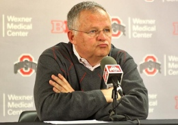Former OSU women's basketball coach Jim Foster was fired without cause on March 19. Foster coached at OSU for 11 seasons.