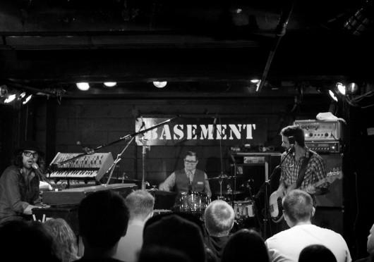 Crash Kings perform at The Basement with Nico Vega on Aug. 2.