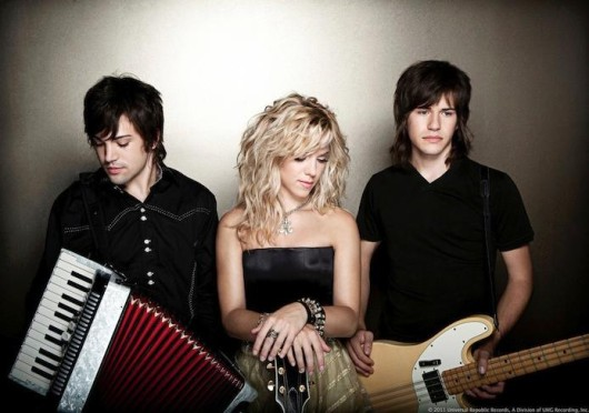 The Band Perry is scheduled to perform Aug. 22 for the 2013 Welcome Week Concert.