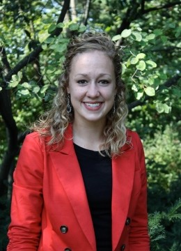 Stacie Seger, the newest undergraduate student appointee of the OSU Board of Trustees and a third-year in agricultural communication.