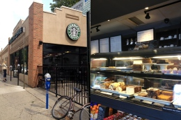 Starbucks announced it will begin posting calories on its menus June 25.