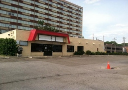 The former 7-Eleven at 352 W. Lane Ave. may soon be a Giant Eagle GetGo store.