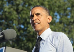 President Barack Obama held an unexpected press briefing about the Trayvon Martin case July 19.