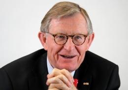 OSU President E. Gordon Gee.