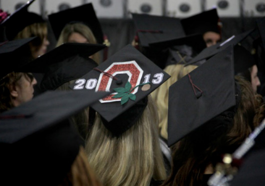 Ohio State's tuition and fees for the 2013-2014 school year will total $10,010 for Ohio residents who are enrolled as full-time students for both semesters, while the out-of-state surcharge will bring that total to $25,726 for nonresident students. Credit: Ritika Shah / Asst. photo editor