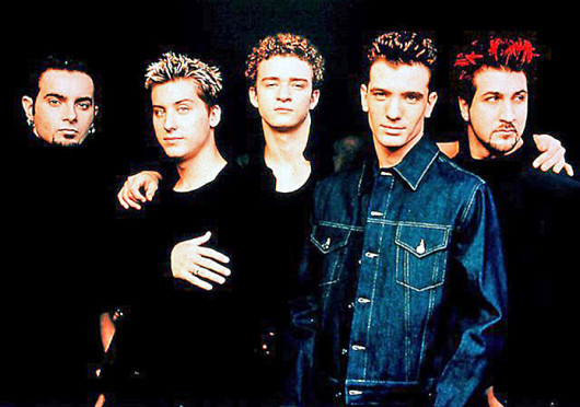 Rumors of an 'NSYNC reunion performance at the MTV VMAs floated around this week but were put to rest when Lance Bass told Sirius Radio the rumors were false. Credit: Courtesy of MCT