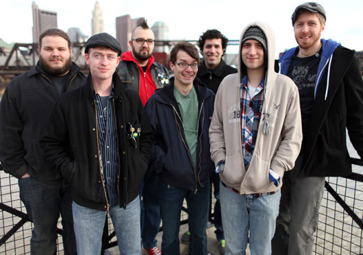 Columbus band The Skashank Redemption have varying definitions of the band's sound, but all agree it's ska-based. The group is scheduled to perform Oct. 29 at Skully's Music-Diner.  Credit: Courtesy of The Skashank Redemption