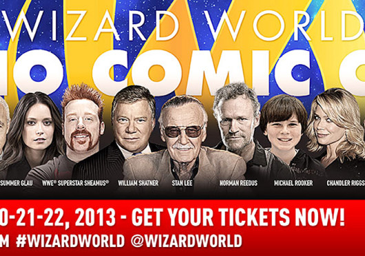 The Wizard World Ohio Comic Con is scheduled to take place Sept. 20-22 at the Greater Columbus Convention Center, located at 400 N. High St.  Credit: Courtesy of Wizard World Ohio Comic Con