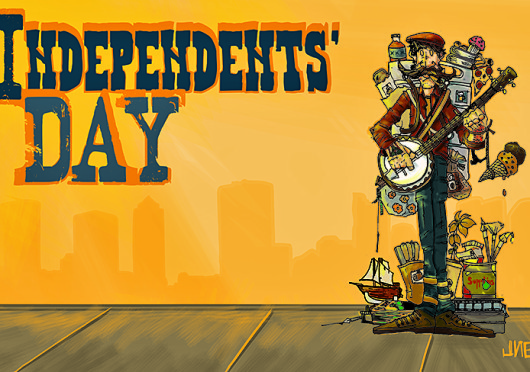 The Independents' Day Festival  is scheduled to take place Sept.20-22 at Gay and Broad Streets. Credit: Courtesy of John Buckley