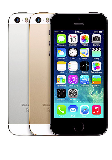 The iPhone 5s is set to release Sept. 20 and come in colors black, gold and silver. Credit: Courtesy of MCT