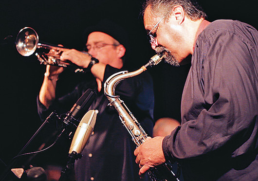 Saxophonist Joe Lovano. Lovano is slated to perform at the Wexner Center for the Arts Tuesday as part of the center's Fall Jazz Series. Credit: Courtesy of International Music Network