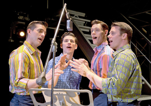 Details of Jersey Boys Columbus Tickets and the Ticket Luck value
