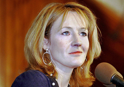 "'Harry Potter' author J.K. Rowling announced she is writing spin-off films set in the same wizard world as her previous novels.  The first will be called ""Fantastic Beasts and Where to Find Them."" Credit: Courtesy of MCT"