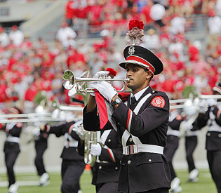 Ohio State Marching Band members show optimism in wake of band scandal