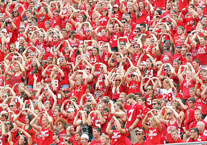 Some Ohio State students displeased with football lottery ...