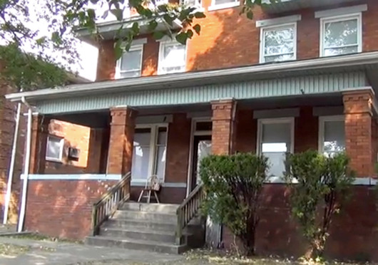 Some OSU students living on 13th Avenue recently discovered a stranger was living in their basement.
