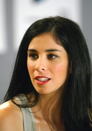 Sarah Silverman attends a news conference on the movie 'The School of Rock.' The comedian is scheduled to visit OSU Nov. 1.