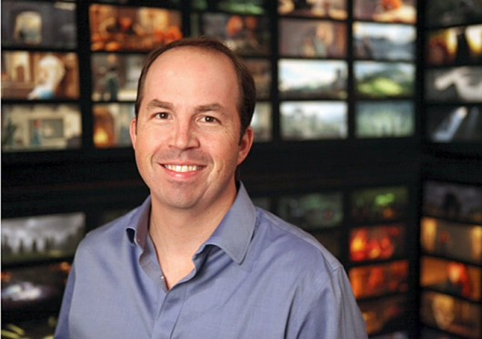 OSU alumnus Steve May, who currently works as the chief technology officer and supervising technical director at Pixar Animation Studios. Credit: Courtesy of Deborah Coleman