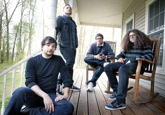 Coheed and Cambria performed Oct. 27 at the Lifestyle Communities Pavilion.  Credit: Courtesy of Press Here