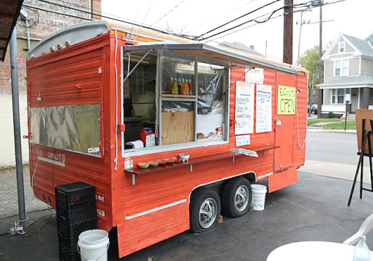 El Comalito is located at 237 King Ave. in front of Vikin Premium Beverage.  Credit: Matthew Lovett / Senior Lantern reporter
