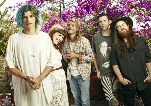 Grouplove is scheduled to play Oct. 30 at the Bluestone as part of the Campus Consciousness Tour.  Credit: Courtesy of Ilana Gold