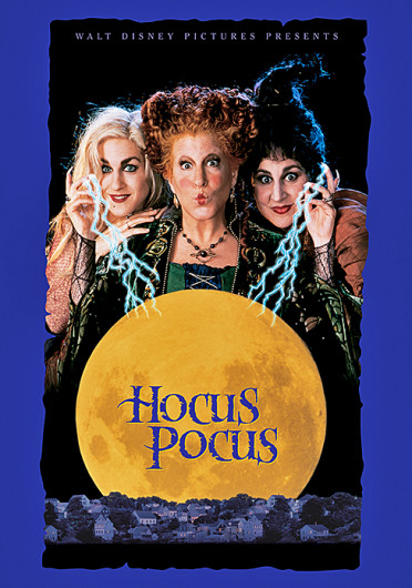 'Hocus Pocus' (1993) is a Halloween-centric movie set in Salem, Mass., which follows three resurrected witches.   Credit: Courtesy of Walt Disney Pictures