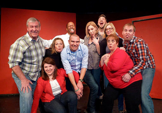 See You Thursday is one of more than 20 improv groups set to perform at the Columbus Unscripted Improv Festival Oct. 24-27.  Credit: Courtesy of Barbara Allen