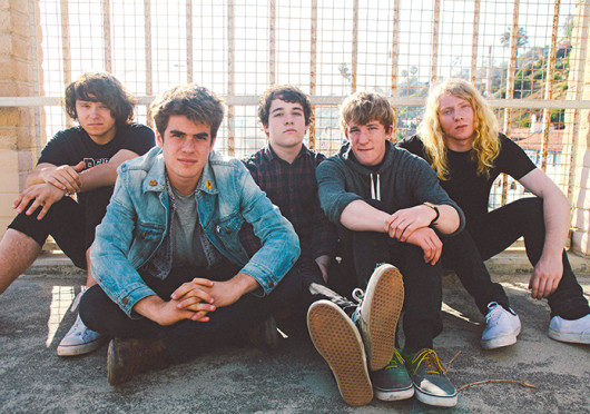 Pop-punk band The Orwells is scheduled to play at The Basement Oct. 30. Credit: Courtesy of Jory Lee Cordy