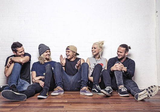 Tonight Alive is slated to perform Oct. 30 at A&R Music Bar.  Credit: Courtesy of Peter Hill