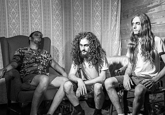 Thrash-metal band Oozing Wound is slated to play at the Summit Oct. 26.  Credit: Courtesy of Joe Martinez