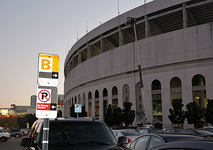 OSU's Board of Trustees voted in June 2012 to lease OSU's parking operations to QIC Global Infrastructure for 50 years and $483 million. Credit: Kayla Zamary / Design editor