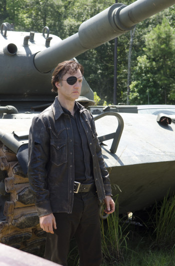 The Governor (David Morrissey) in a scene from 'The Walking Dead.' Credit: Gene Page / AMC