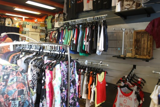 Clothing Underground is located at 1898 N. High St. Credit: Shelby Lum / Photo editor